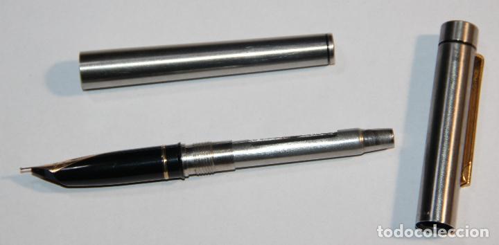 Plumas estilográficas antiguas: PLUMA ESTILOGRAFICA SHEAFFER TARGA - Foto 6 - 68895729