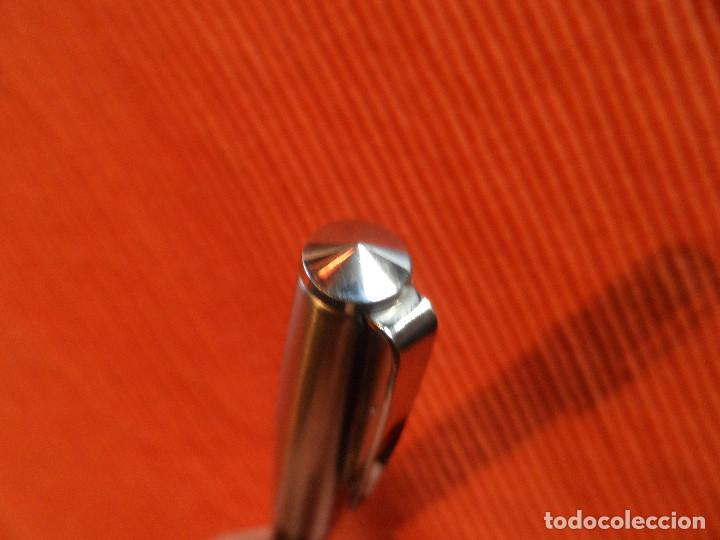 Plumas estilográficas antiguas: ANTIGUA PLUMA ESTILOGRÁFICA INOXCROM 55, AÑOS 60 - Foto 4 - 70306057