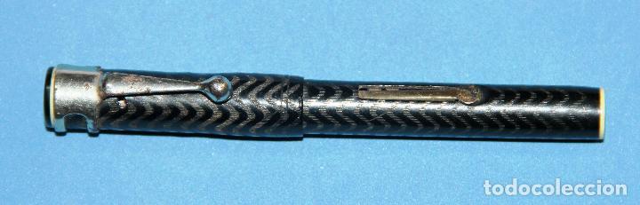 Plumas estilográficas antiguas: ANTIGUA PLUMA ESTILOGRAFICA - Foto 5 - 114499468