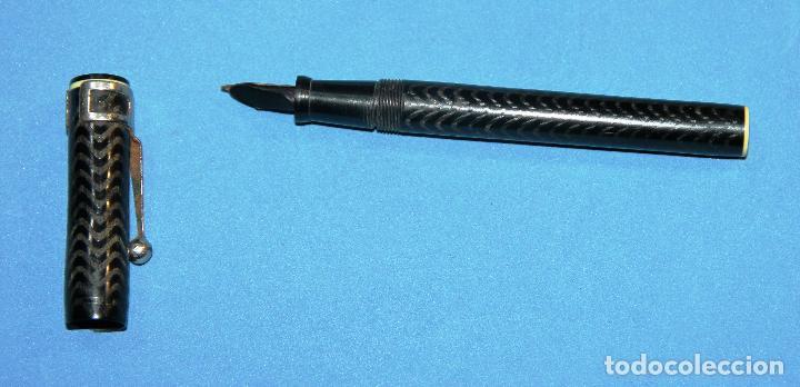 Plumas estilográficas antiguas: ANTIGUA PLUMA ESTILOGRAFICA - Foto 6 - 114499468