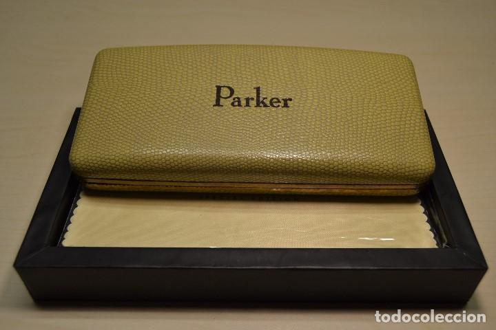 Plumas estilográficas antiguas: PLUMA PARKER 51 SPECIAL EDITION - Foto 9 - 72320175