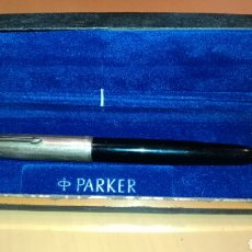 Plumas estilográficas antiguas: PLUMA PARKER 16K 1/10 GOLD FILLED MADE IN USA. Lote 72395357
