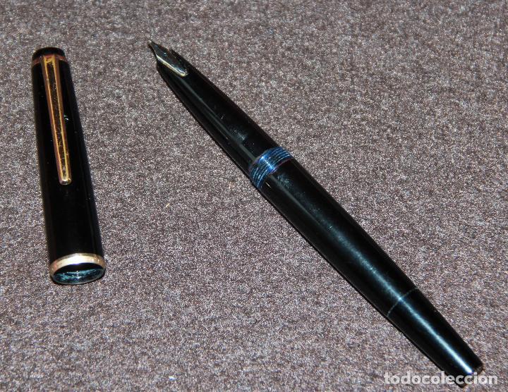 Plumas estilográficas antiguas: PLUMA ESTILOGRAFICA MONTBLANC 31 - Foto 4 - 73734867