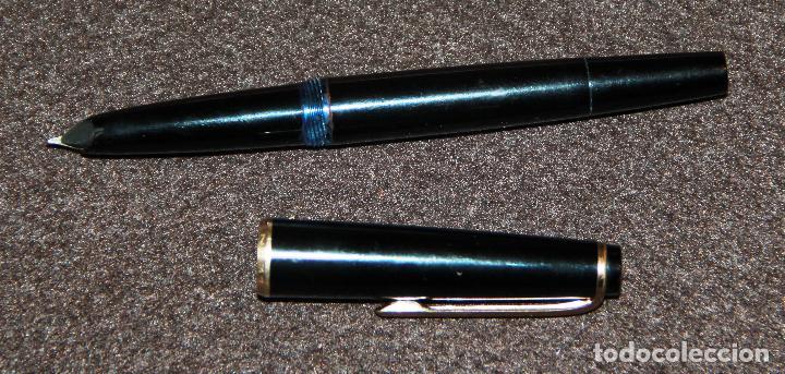 Plumas estilográficas antiguas: PLUMA ESTILOGRAFICA MONTBLANC 31 - Foto 5 - 73734867