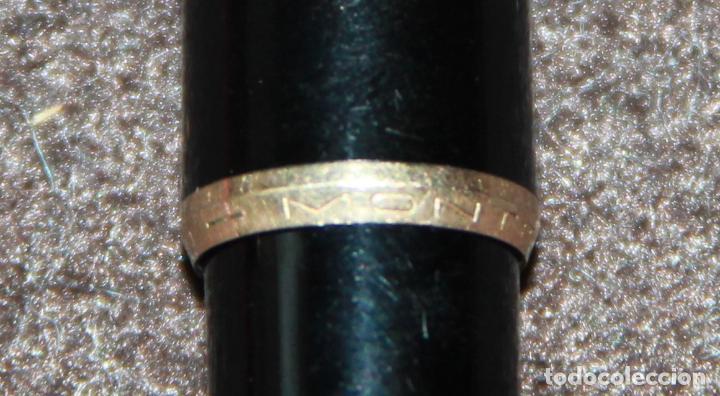 Plumas estilográficas antiguas: PLUMA ESTILOGRAFICA MONTBLANC 31 - Foto 8 - 73734867