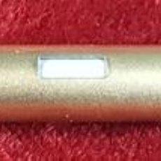 Plumas estilográficas antiguas: PLUMA ESTILOGRAFICA WATERMAN. UNIDAD EN METAL DORADO. PLUMIN CHAPADO EN ORO. CIRCA 1970. . Lote 74788335