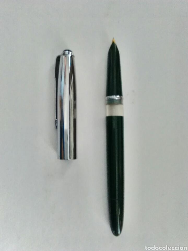 Plumas estilográficas antiguas: Estilografica Soffer? Nueva perfecta - Foto 2 - 79008953