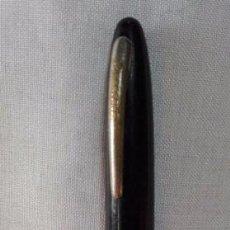 Plumas estilográficas antiguas: ANTIGUA PLUMA SHEAFFER CON PLUMIN ORO 14K. Lote 80644070