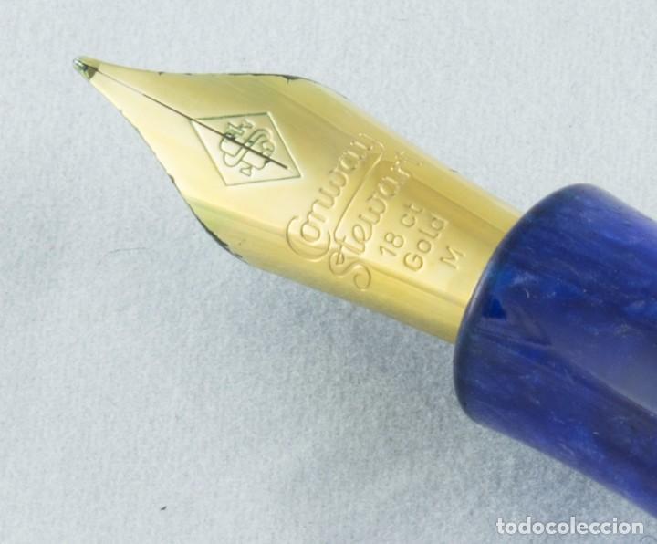 Plumas estilográficas antiguas: Conway Stewart Fountain pen Churchill - Foto 3 - 80913828