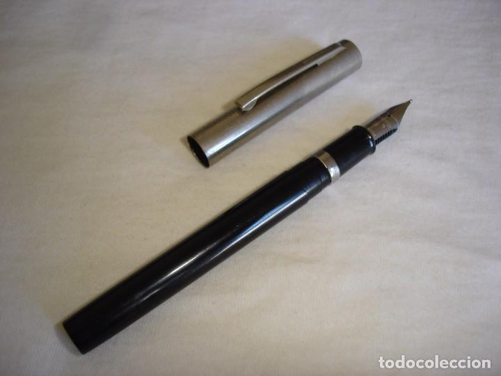 Plumas estilográficas antiguas: PLUMA ESTILOGRAFICA: SHEAFFER - MADE IN USA - Foto 3 - 83376284