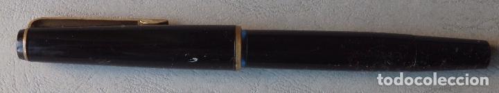 Plumas estilográficas antiguas: PLUMA ESTILOGRAFICA KAWECO 87 F DE EMBOLO - Foto 2 - 83782816
