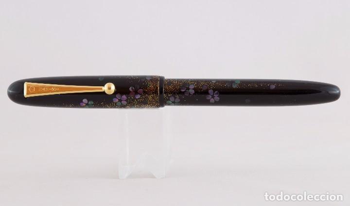 NAMIKI YUKARI CHERRY BLOSSOM TOGIDASHI MAKI-E RADEN FOUNTAIN PEN (Plumas Estilográficas, Bolígrafos y Plumillas - Plumas)