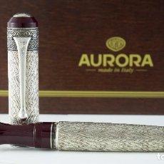 Plumas estilográficas antiguas: AURORA 80 ANNIVERSARY FOUNTAIN PEN LIMITED EDITION. Lote 87715264