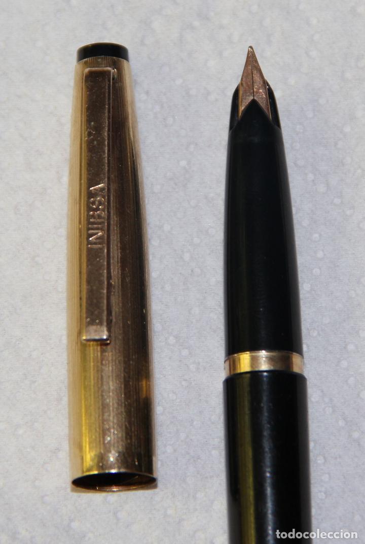 Plumas estilográficas antiguas: SUPER T 166 NUEVA - Foto 2 - 90830260