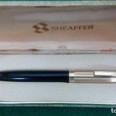 Plumas estilográficas antiguas: SHEAFFER PFM V SNORKEL FUNCIONANDO. Lote 92840095