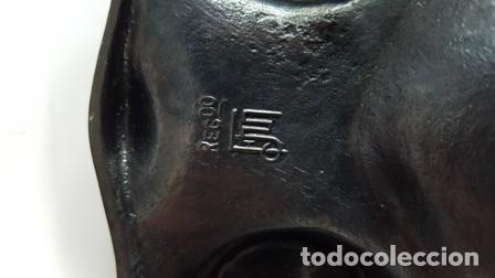 Plumas estilográficas antiguas: ANTIGUA ESCRIBANIA DOBLE TINTERO - RECUERDO DE MONTSERRAT BARCELONA ESPAÑA - - Foto 14 - 94666043