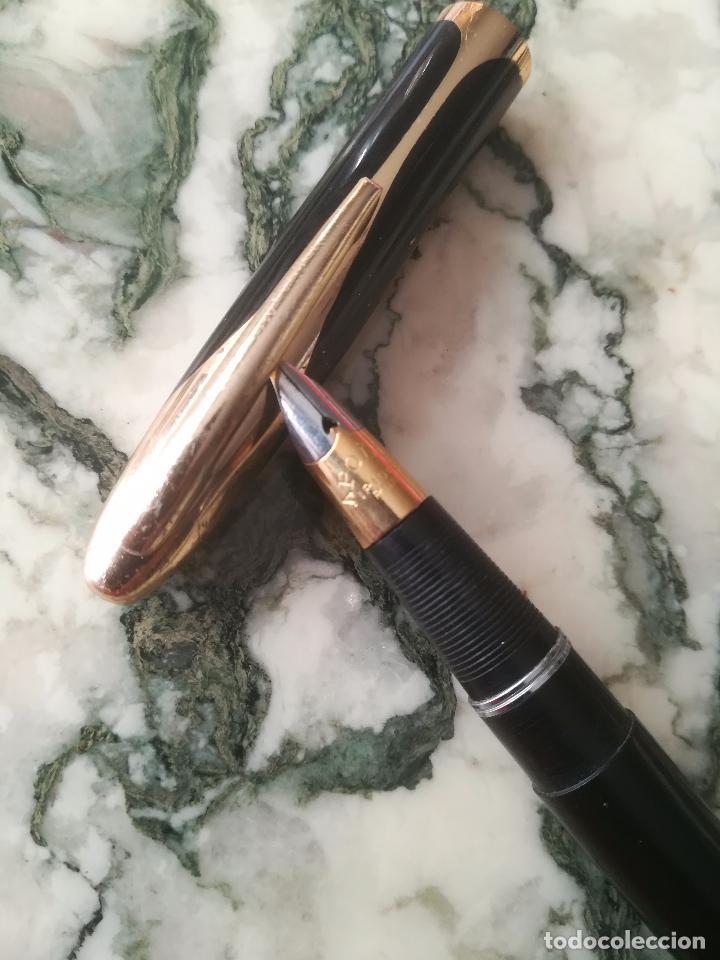 Plumas estilográficas antiguas: Bonita y original pluma apolon - Foto 4 - 95104555