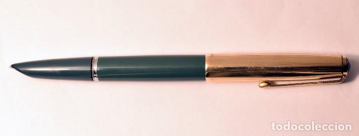 Plumas estilográficas antiguas: Pluma Parker 51 - Foto 2 - 98573035