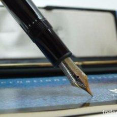 Plumas estilográficas antiguas: MONTBLANC MEISTERSTÜCK Nº 146 LEGRAND - PLUMA ESTILOGRÁFICA CON ESTUCHE Y PAPELES. Lote 55101816