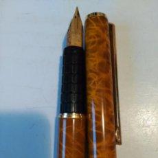 Penne stilografiche antiche: PLUMA GERMANY ALEMANIA. Lote 100225295