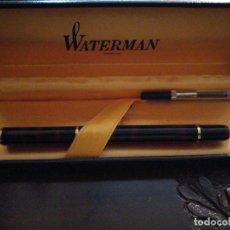 Plumas estilográficas antiguas: WATERMAN. Lote 100508007