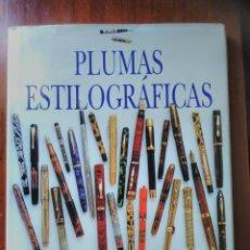 Plumas estilográficas antiguas: PLUMAS ESTILOGRÁFICAS JONATHAN STEINBERG. Lote 100521919