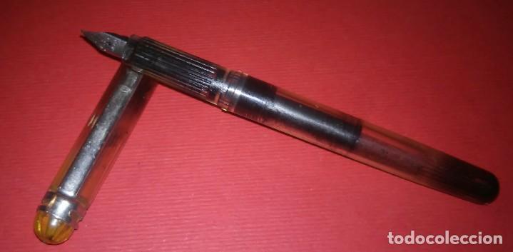 Plumas estilográficas antiguas: pluma estilografica rara - Foto 2 - 102121643