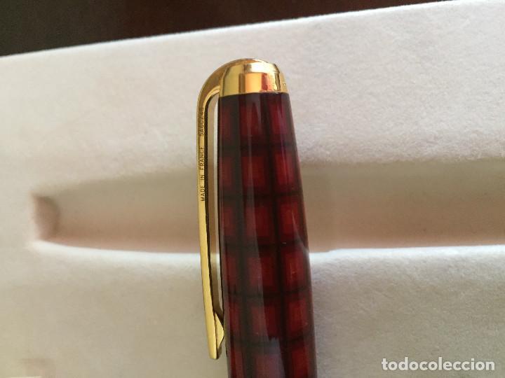 Plumas estilográficas antiguas: Pluma Estilográfica ST Dupont Serie Vertigo I - Foto 8 - 102948559
