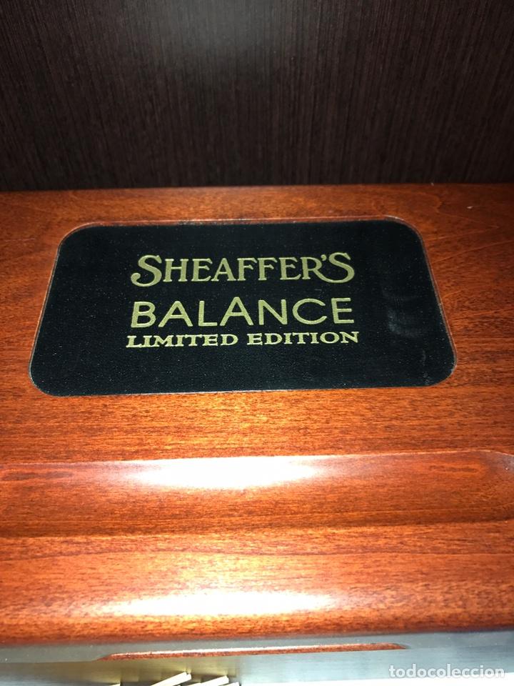 Plumas estilográficas antiguas: Pluma Sheaffer edición limitada - Foto 2 - 104286087