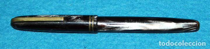 Plumas estilográficas antiguas: ANTIGUA PLUMA ESTILOGRAFICA REGIA SUPER - Foto 4 - 106798151