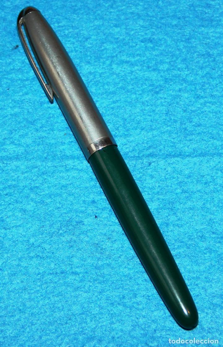 Plumas estilográficas antiguas: ANTIGUA PLUMA ESTILOGRAFICA SOFFER * - Foto 2 - 106800663