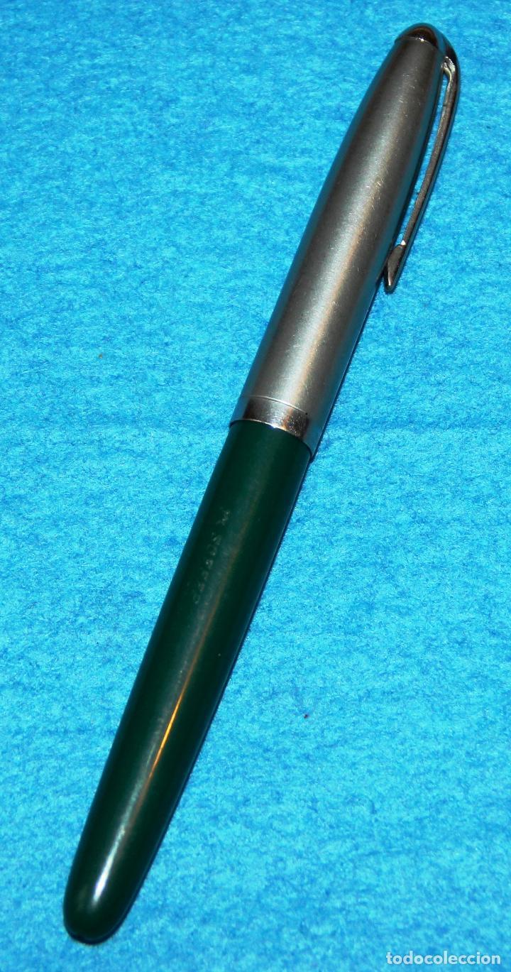 Plumas estilográficas antiguas: ANTIGUA PLUMA ESTILOGRAFICA SOFFER * - Foto 3 - 106800663