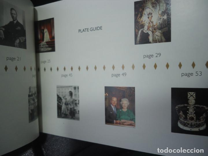 Plumas estilográficas antiguas: Parker Sonnet Accesion Jubilé Golden Queen Elizabeth II. NOS - Foto 6 - 107603587