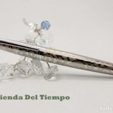 Plumas estilográficas antiguas: PLUMA ESTILOGRAFICA DE DISEÑO 1990. Lote 173163855