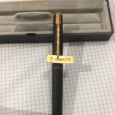 Plumas estilográficas antiguas: PLUMA PARKER CLASSIC 45 VECTOR/JOTTER NUEVA. Lote 109598614