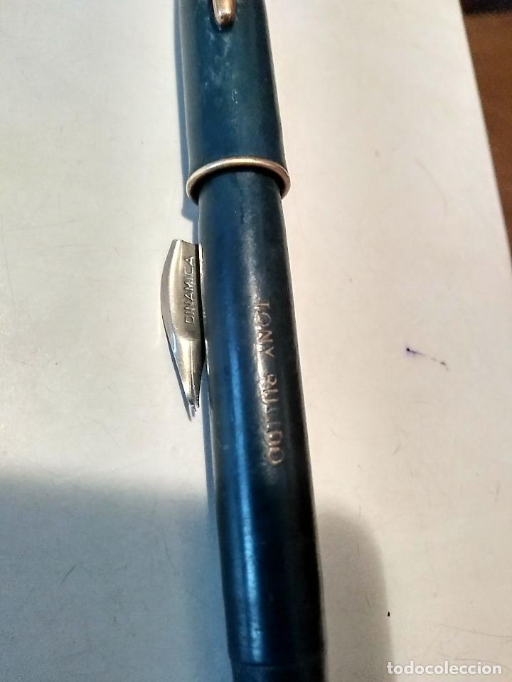 Plumas estilográficas antiguas: Pluma estilografica sheaffers plumin oro 14 k - Foto 2 - 110824647