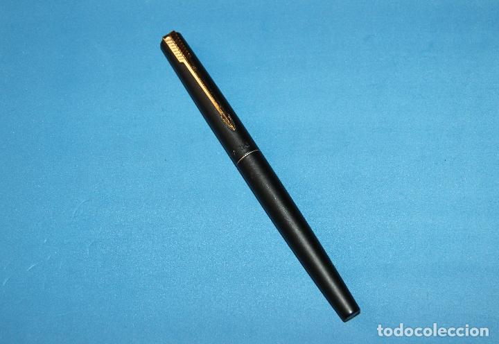 PLUMA ESTILOGRAFICA PARKER 15 BLACK (Plumas Estilográficas, Bolígrafos y Plumillas - Plumas)