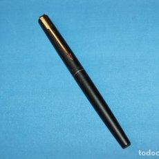 Plumas estilográficas antiguas: PLUMA ESTILOGRAFICA PARKER 15 BLACK. Lote 111364091