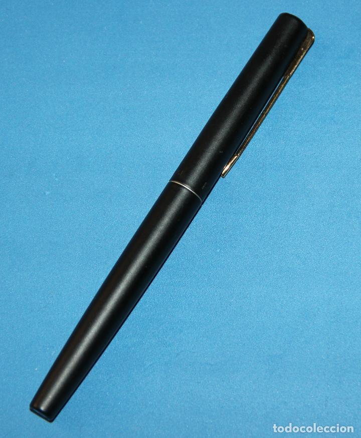 Plumas estilográficas antiguas: PLUMA ESTILOGRAFICA PARKER 15 BLACK - Foto 3 - 111364091