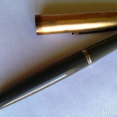 Plumas estilográficas antiguas: PLUMA PARKER 1/8 - GOLD FILLED - MADE IN USA - 14 K. Lote 111730095