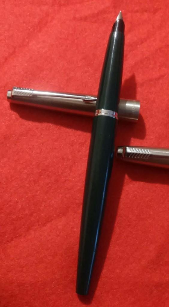 Plumas estilográficas antiguas: parker estilograficas plumas lote 4 antiguas - Foto 4 - 112146767