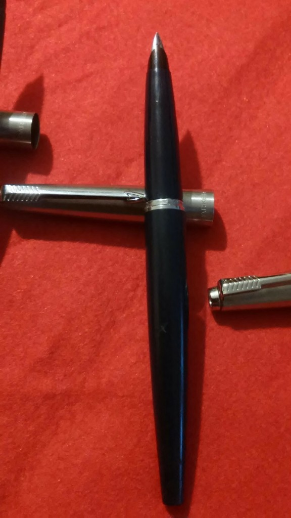 Plumas estilográficas antiguas: parker estilograficas plumas lote 4 antiguas - Foto 5 - 112146767