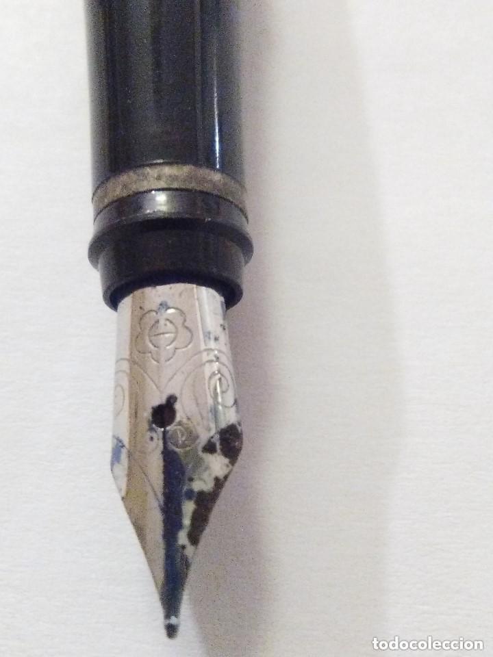 Plumas estilográficas antiguas: PLUMA ESTILOGRÁFICA, ANTIGUA - Foto 4 - 115040455