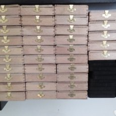 Plumas estilográficas antiguas: CAJITA DE MADERA CON 2 PLUMAS ESTILOGRAFICAS. Lote 115278119