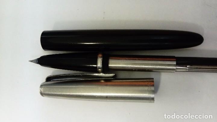Plumas estilográficas antiguas: Pluma Estilográfica Inoxcrom 55 - Foto 3 - 118159671