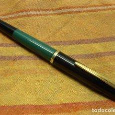 Plumas estilográficas antiguas: PELIKAN MK 10. PRUNTO F. DÉCADA DE LOS 60. CARGA POR ÉMBOLO (EXCELENTE ESTADO). Lote 118568671