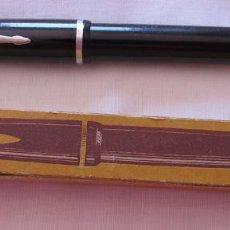 Plumas estilográficas antiguas: PLUMA ESTILOGRAFICA MALMAISON LE STYLO ELEGANT. Lote 120143711
