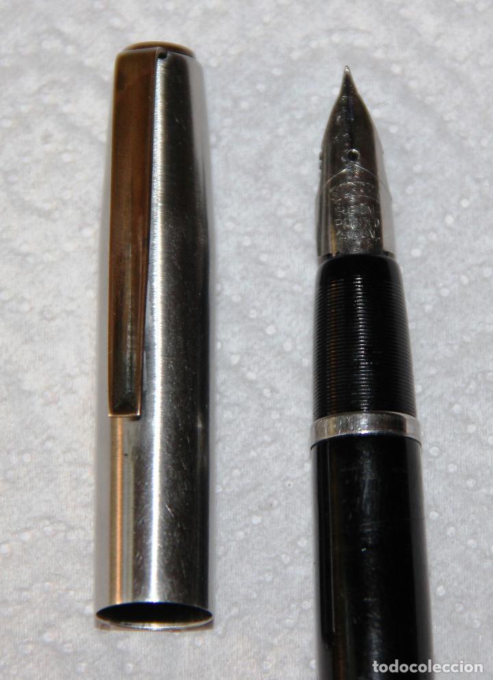 Plumas estilográficas antiguas: ANTIGUA PLUMA ESTILOGRAFICA SOFFER - Foto 5 - 121898179