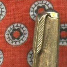 Plumas estilográficas antiguas: BURGUNDY PARKER 65 CUSTOM . PARKER PLUMÍN 14CT CAPUCHÓN ORO. Lote 122611479