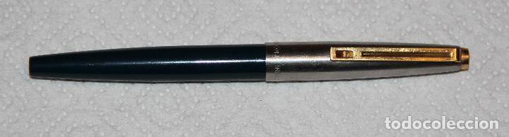 Plumas estilográficas antiguas: INOXCROM 77 CON PLUMIN 88 ORO - Foto 2 - 123046095